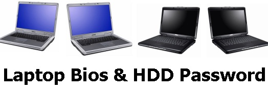 unlock dell inspiron 9200 bios password in 2 hours
