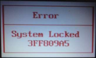 Dell Unlock key hint bios password